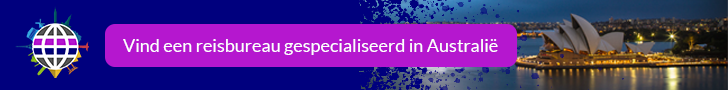 Reisbureau gespecialiseerd in Australie