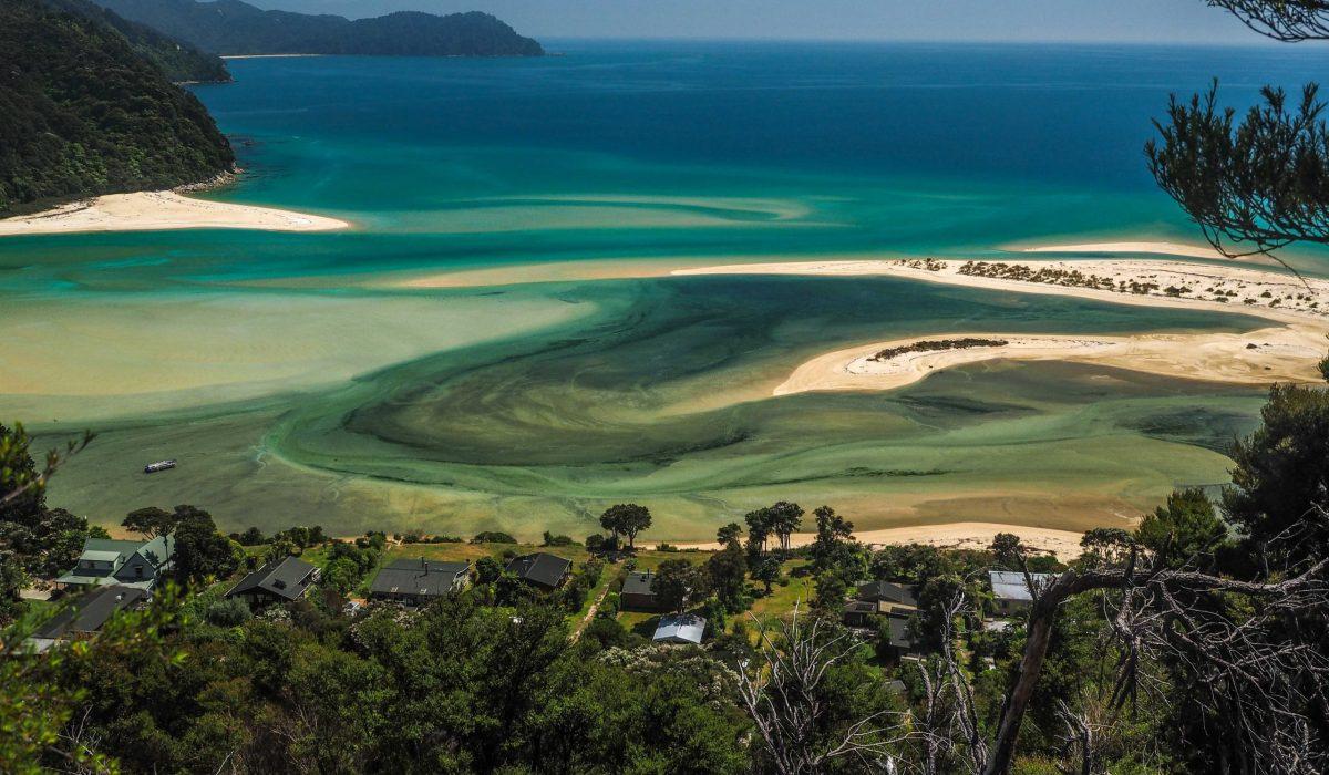 Abel Tasman kust