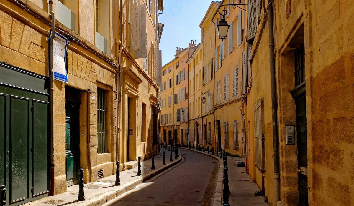 Aix en Provence