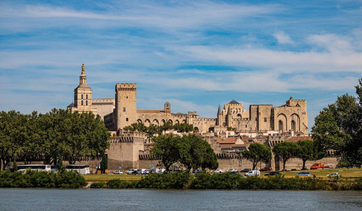 Avignon Pausenpaleis