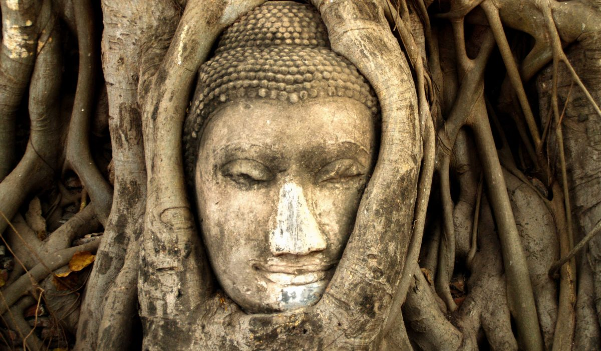 Ayutthaya Wat Phra Mahatat