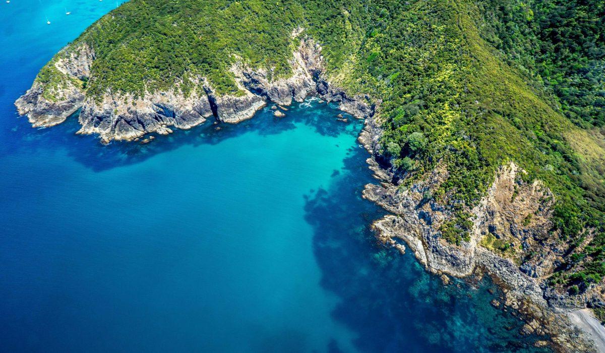 Bay of Islands zee