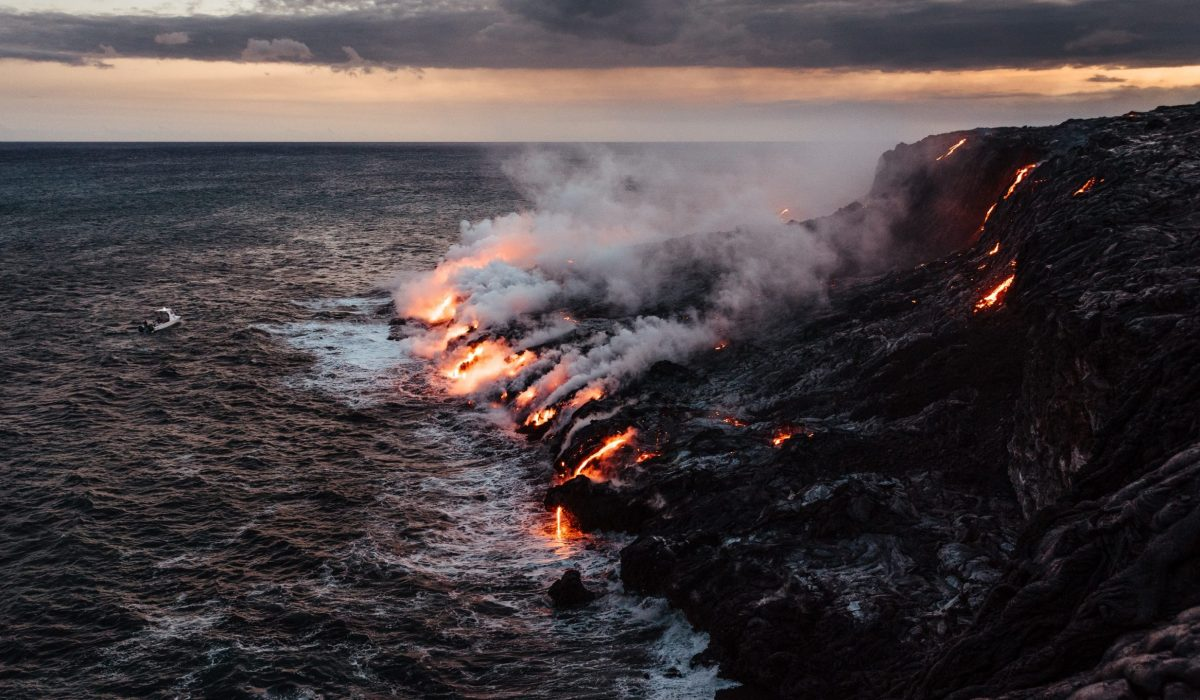 Big Island Hawaii Volcanoes