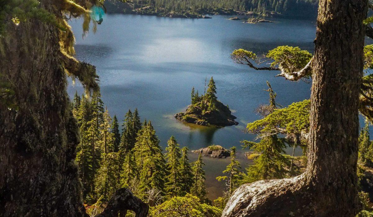 Campbell River Strathcona Lake