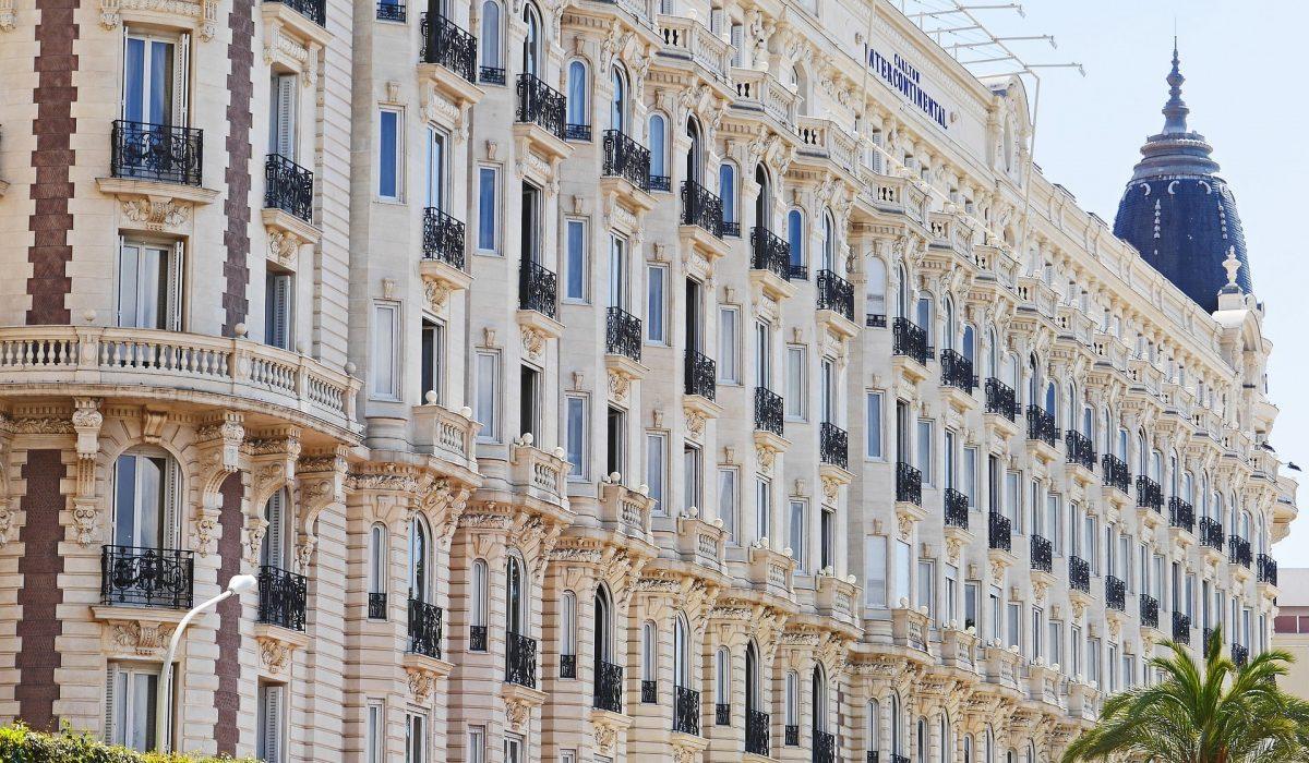 Cannes Boulevard de la Croisette