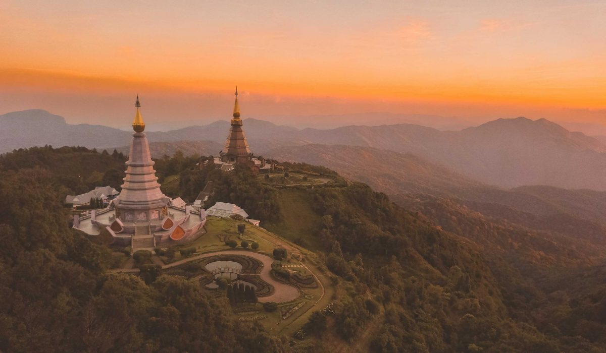 Chiang Mai Doi Ithanon