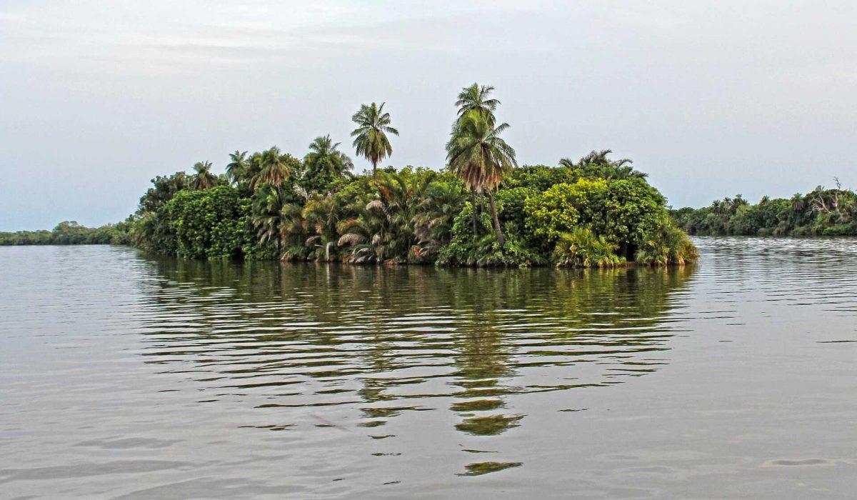 Gambia binnenland