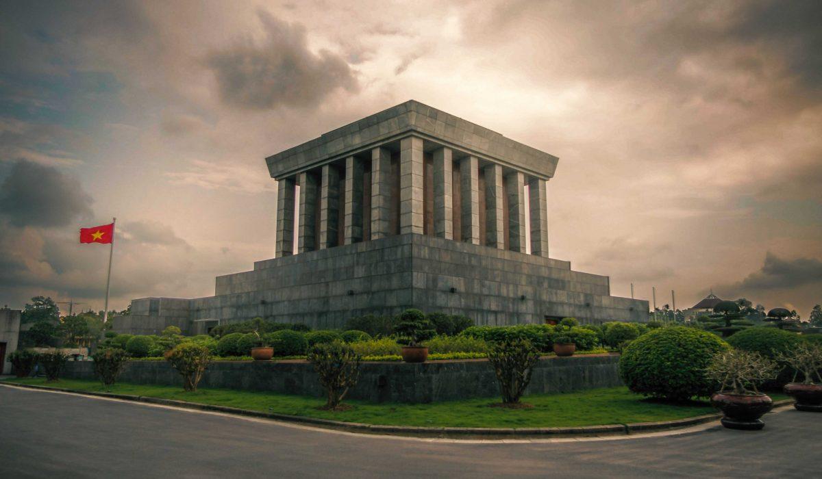 Hanoi Mausoleum