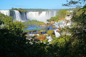 Iguazu wandelpaden