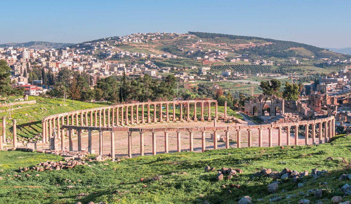Jerash Hippodrome