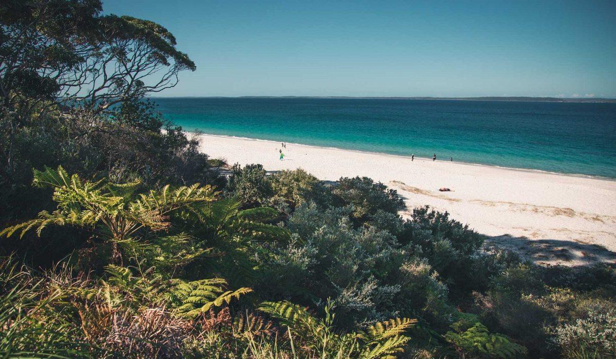 Jervis Bay strand