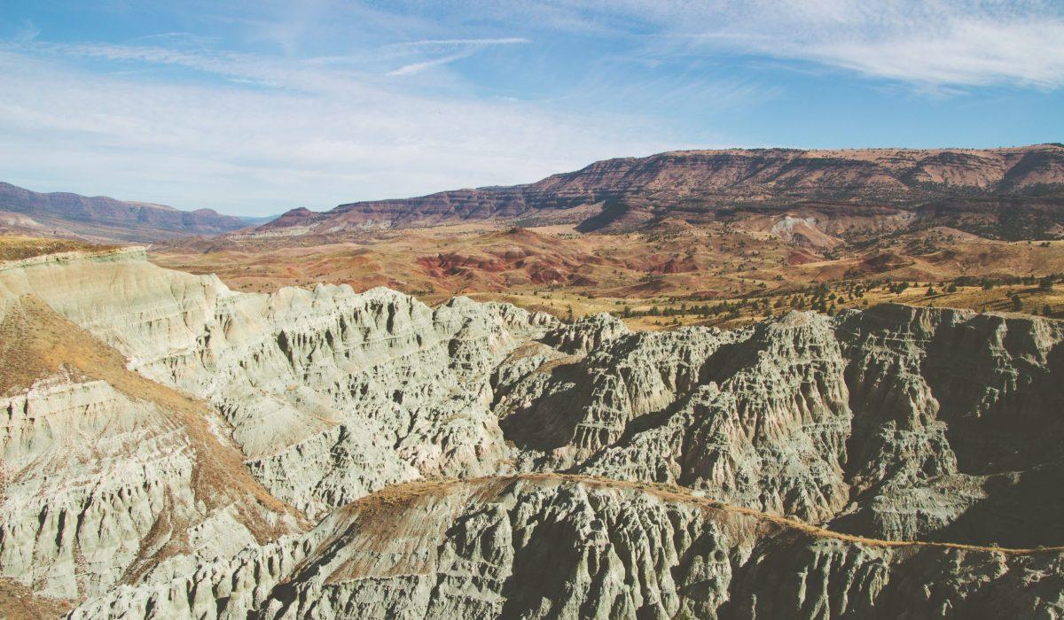 John Day Fossil Beds Sheep Rock