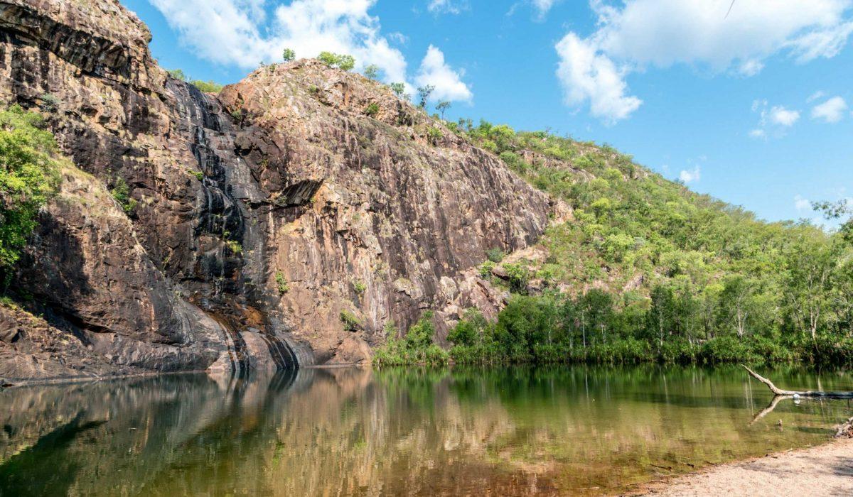 Kakadu waterval