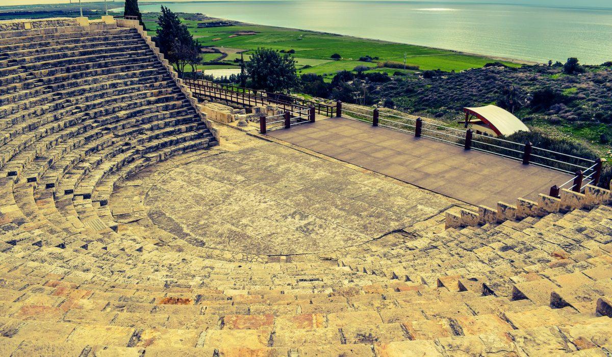 Kourion amfitheater
