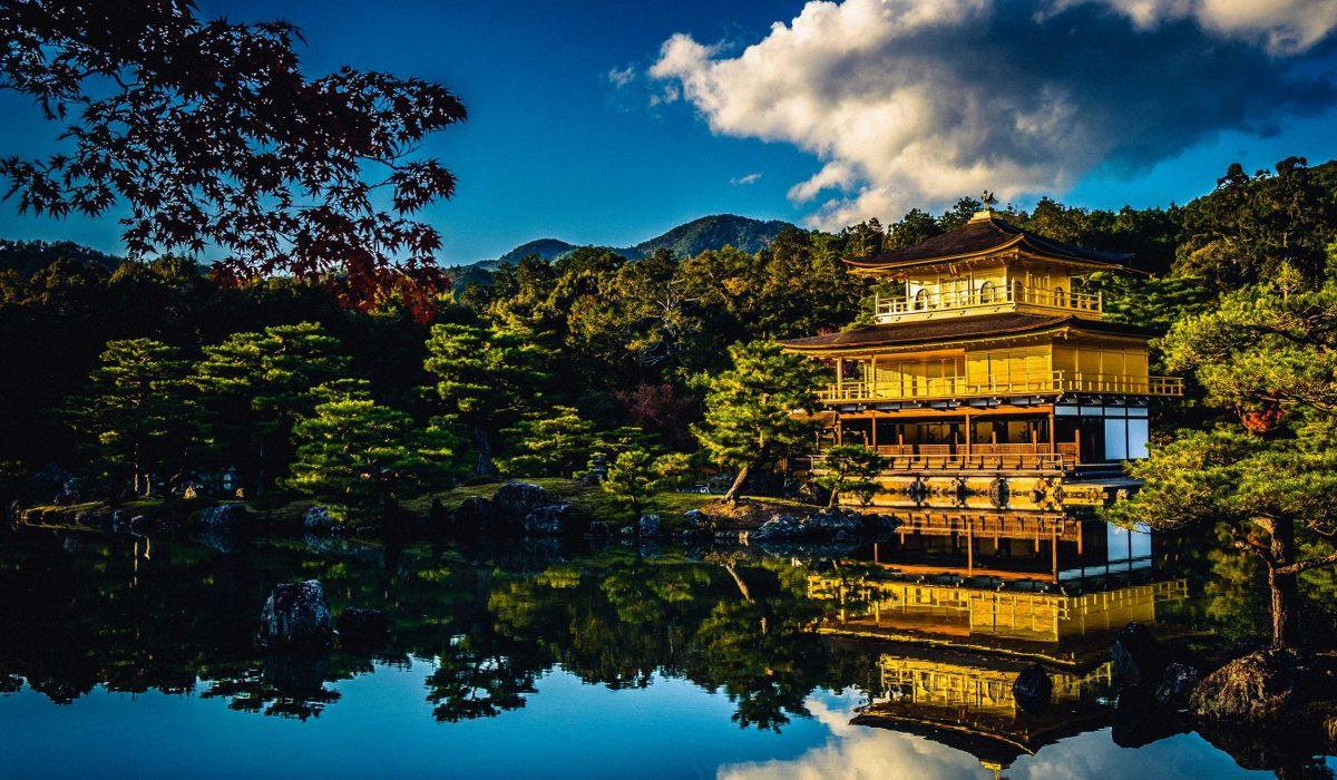 Kyoto Gouden Tempel