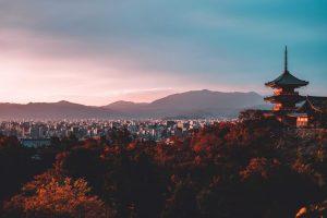 Kyoto rondreis Japan