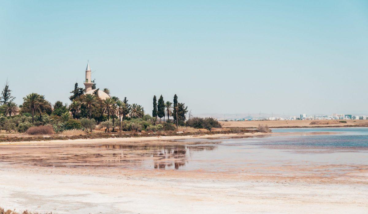 Larnaca Hala Sultan Tekke Moskee