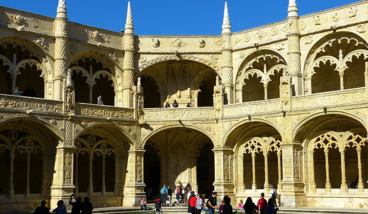 Lissabon Jeronimos Klooster