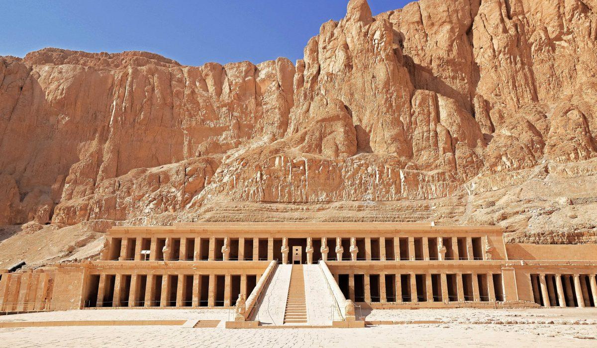 Luxor Tempel van Hatsjepsoet