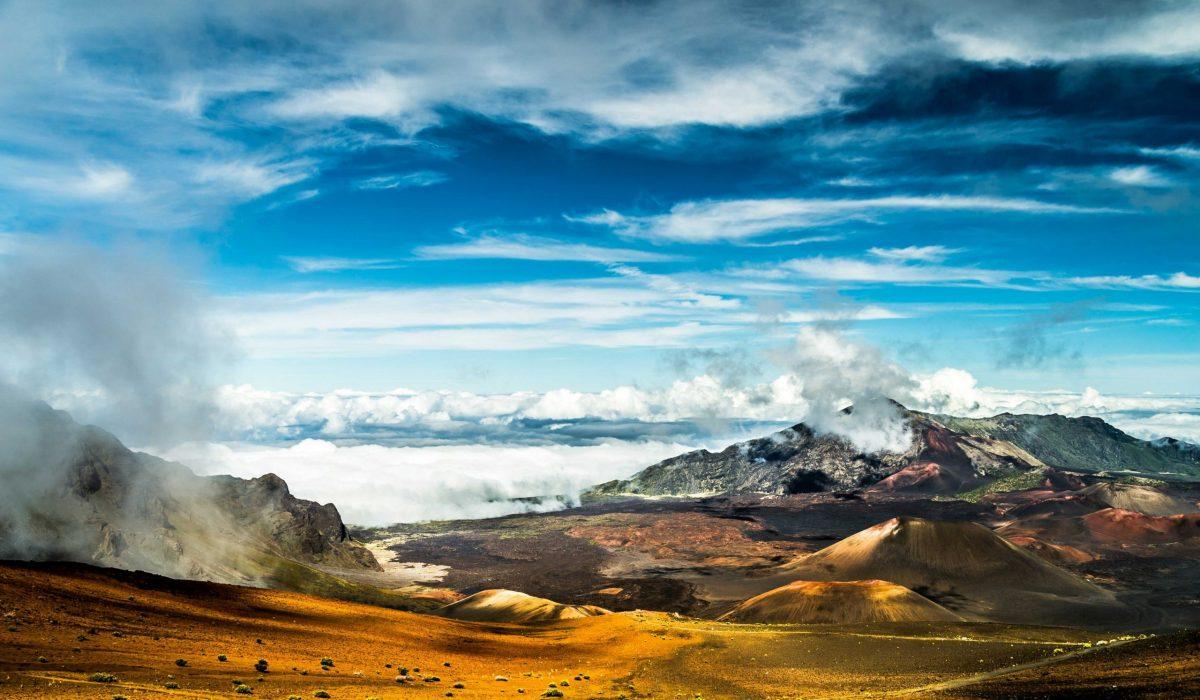 Maui Haleakala National Park