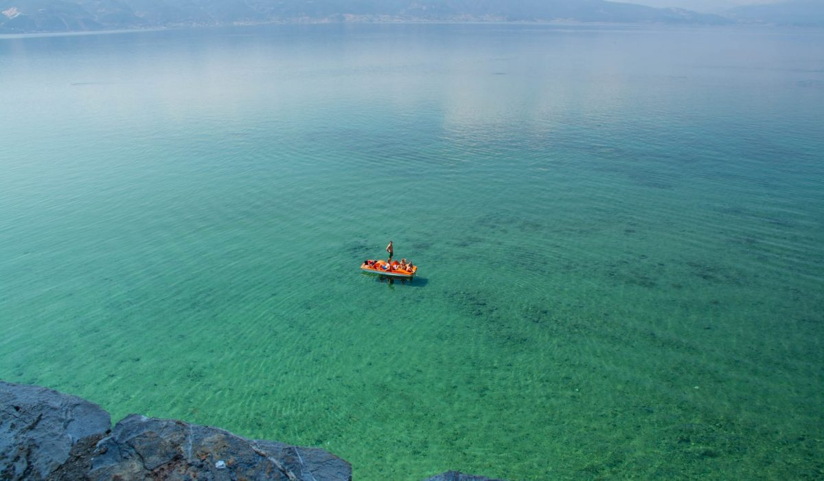 Meer van Ohrid