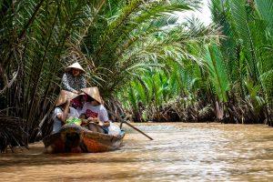 Mekong Delta bevolking