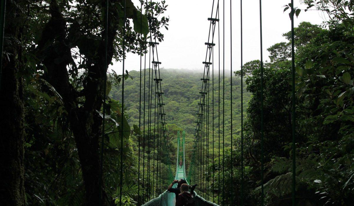 Monteverde hangbrug