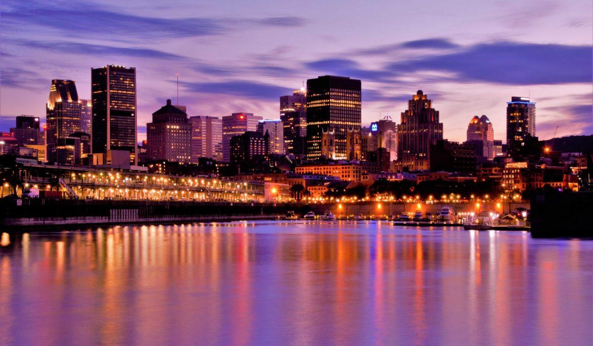 Montreal skyline haven