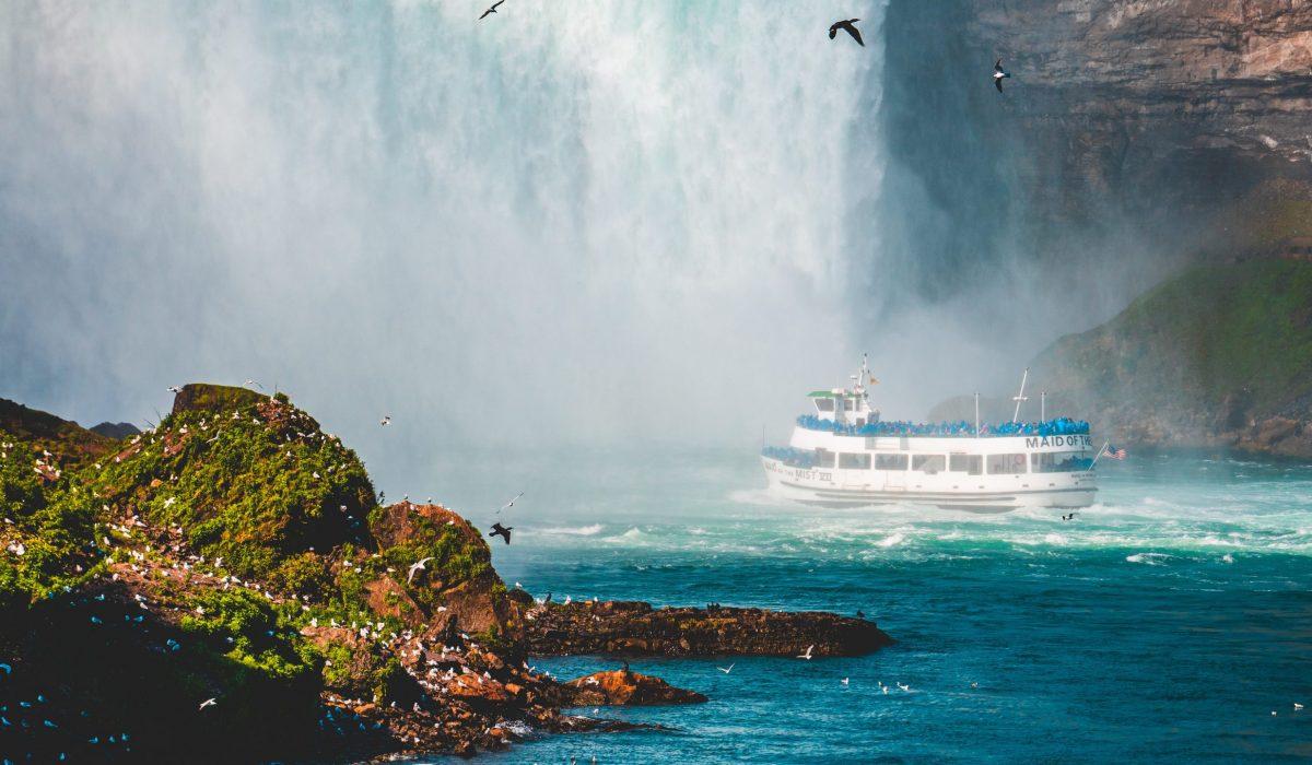 Niagara Falls Maid of the Mist