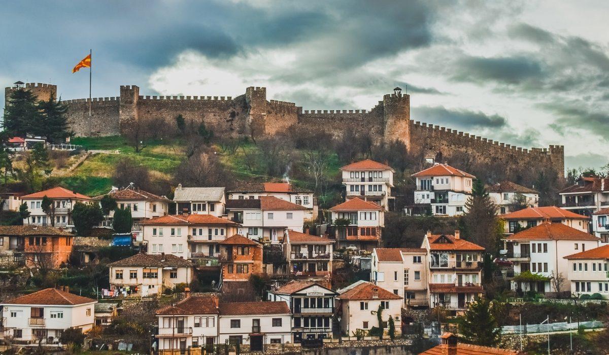Ohrid Fort Samuel