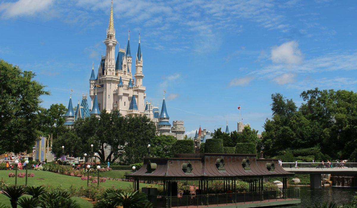 Orlando Magic Kingdom