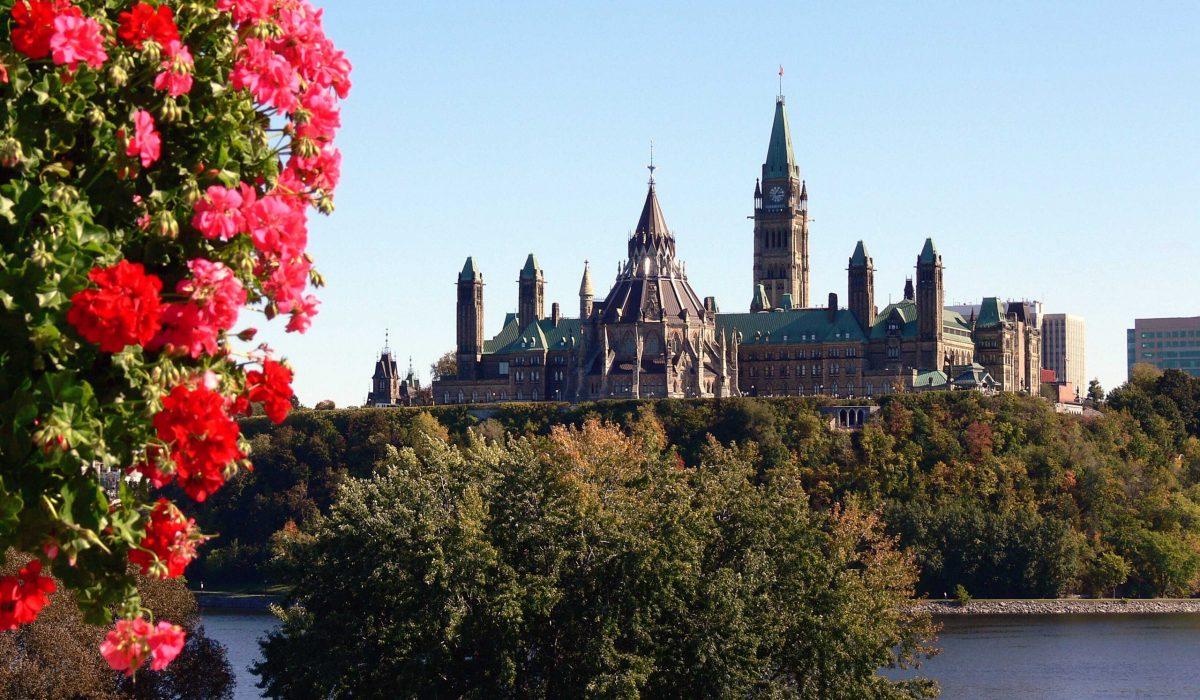 Ottawa uitzicht