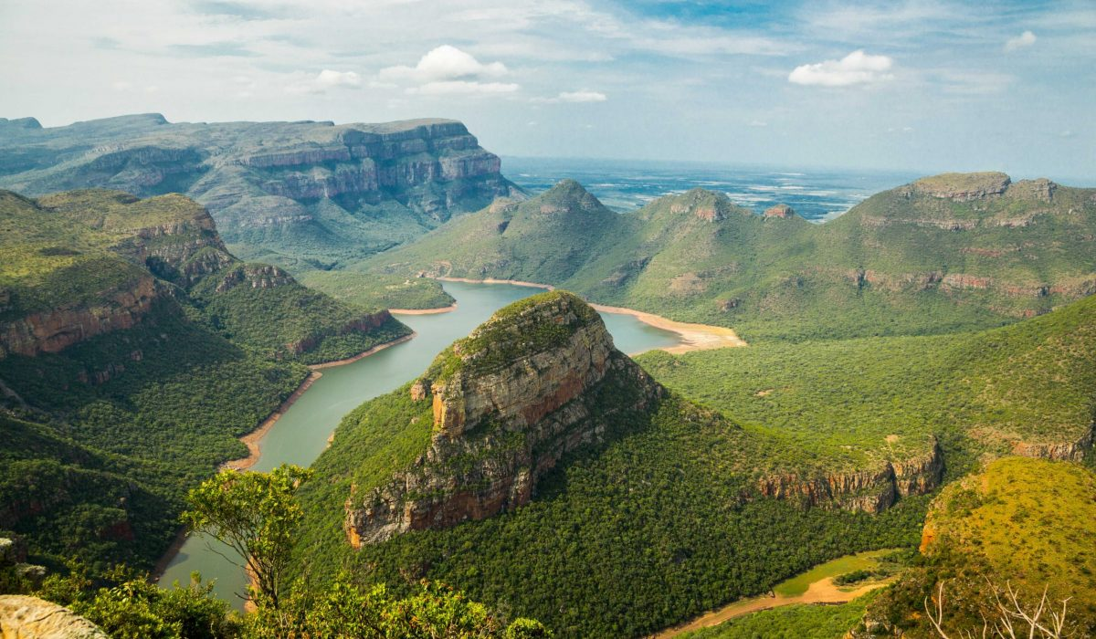 Panoramaroute Blyde River Canyon