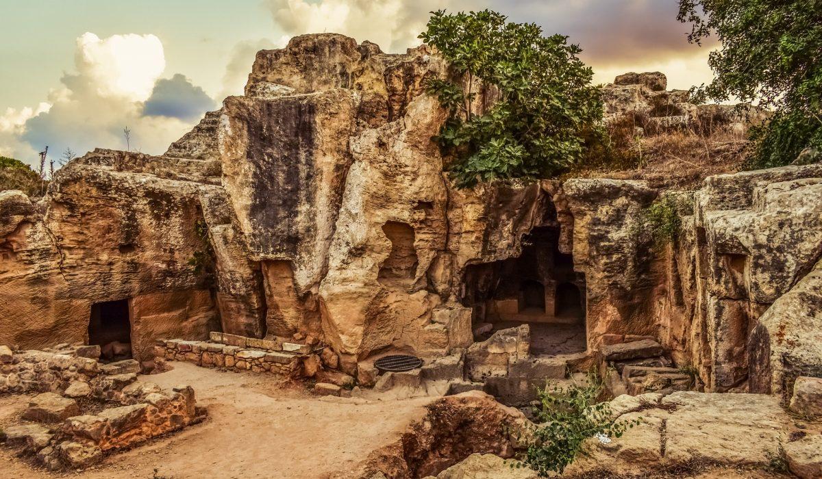 Paphos Tombs of Kings