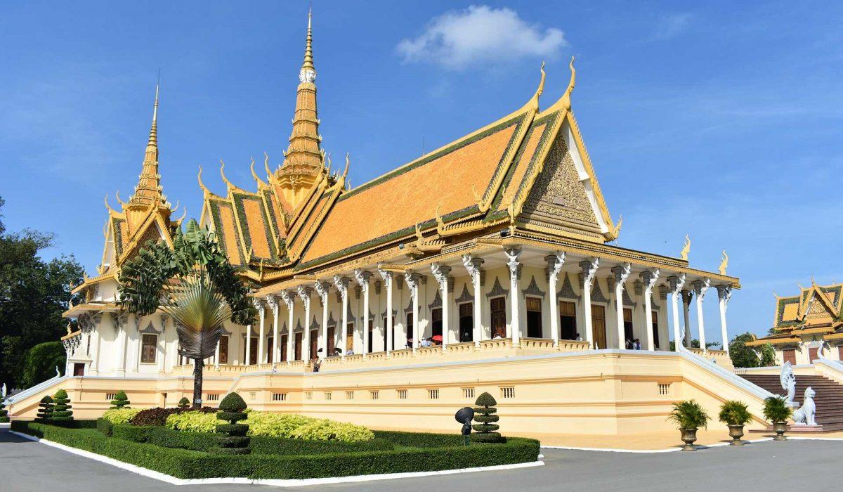 Phnom Penh Koninklijk Paleis
