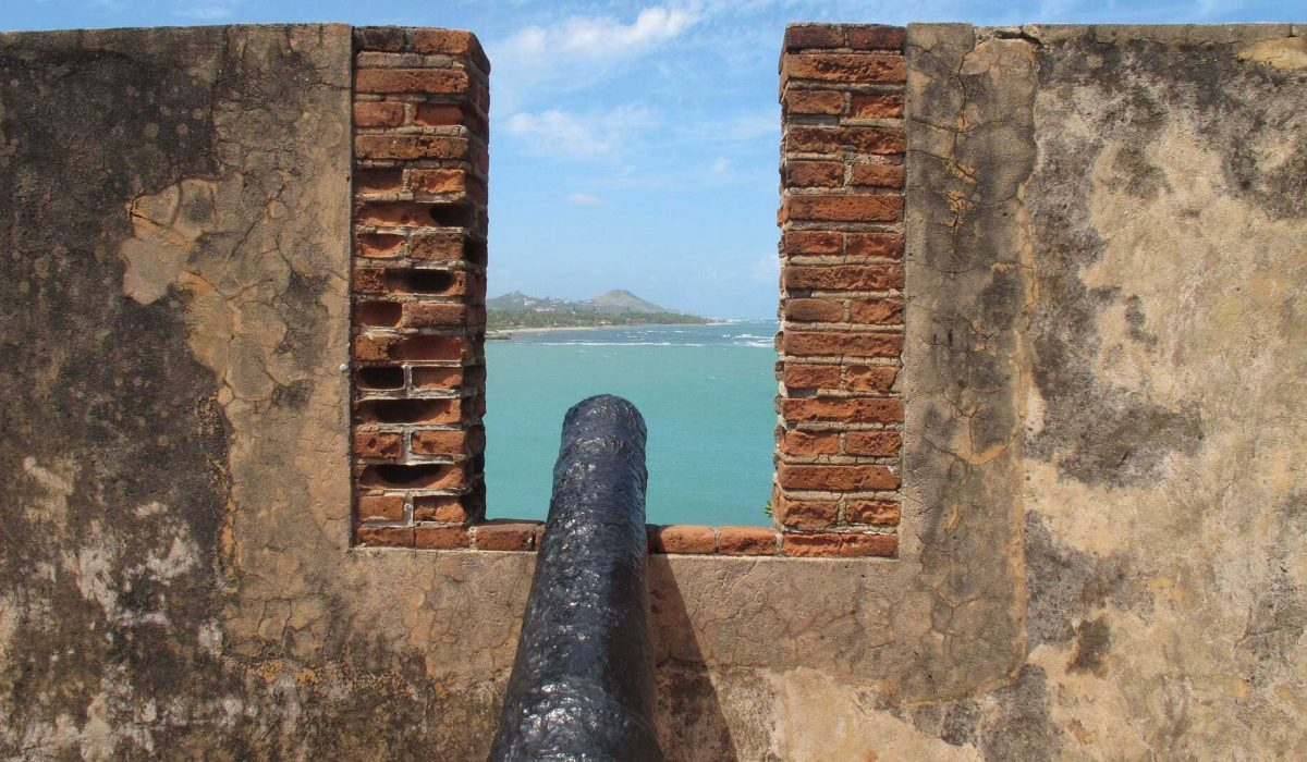 Puerto Plata Fort San Felipe