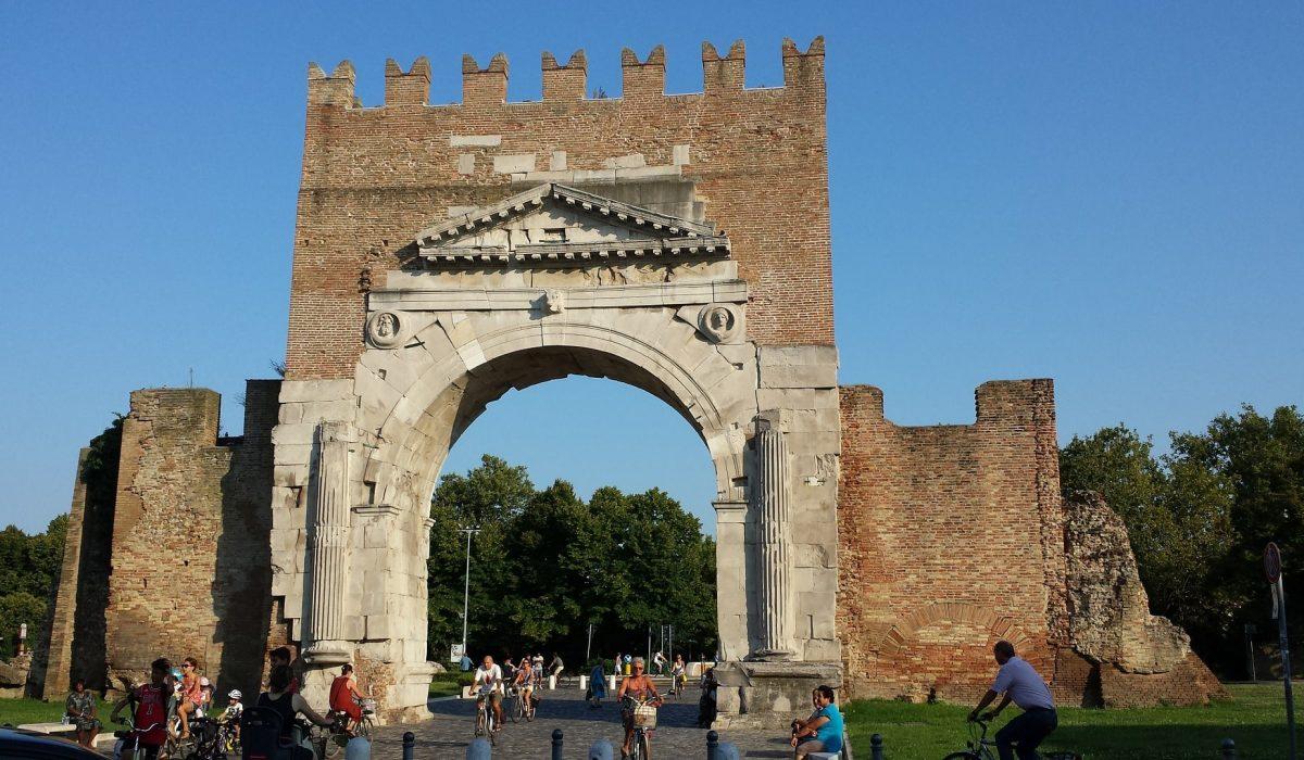 Rimini Arco d Augusto