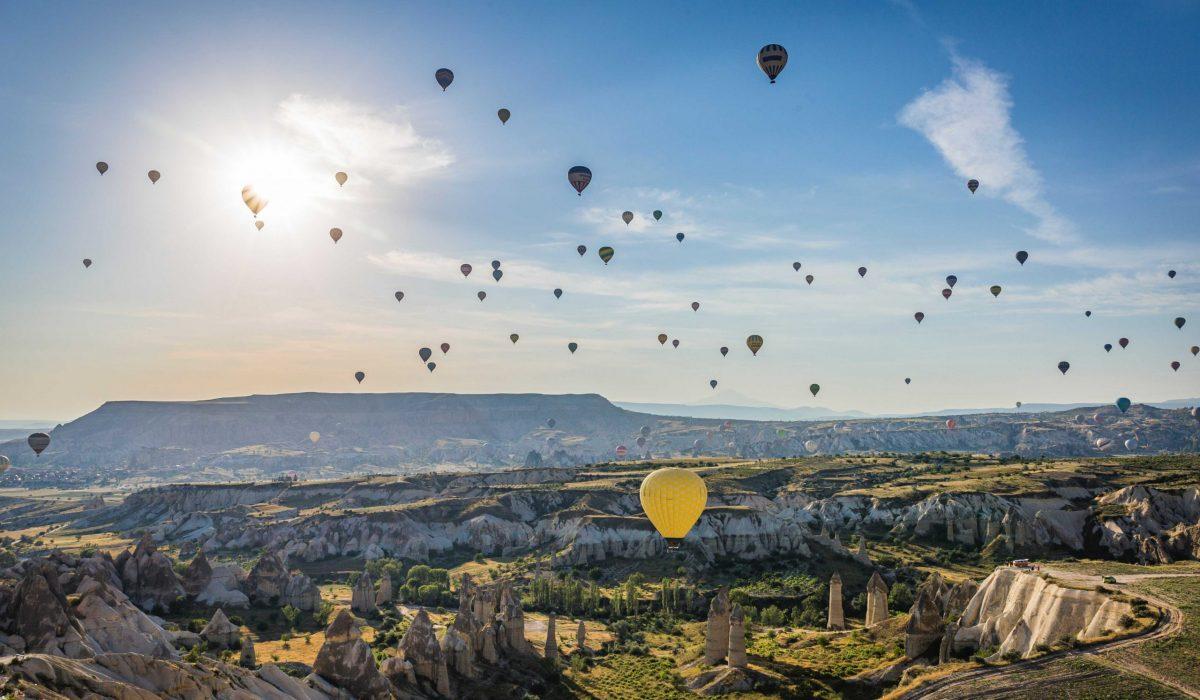 Rondreis Cappadocie