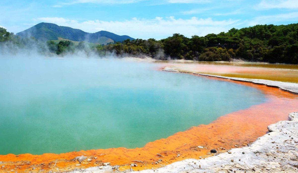 Rotorua warmwaterbronnen