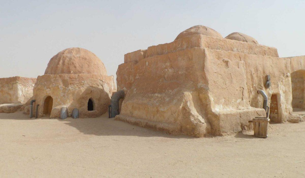 Sahara Star Wars