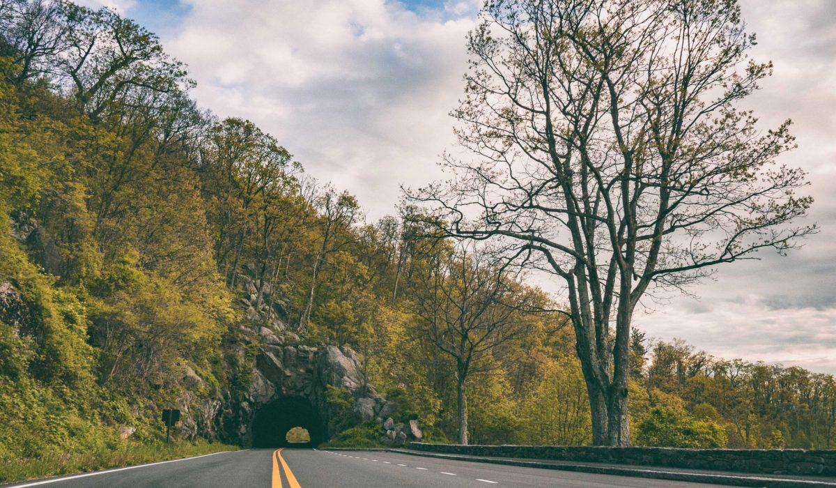 Shenandoah Scenic Drive