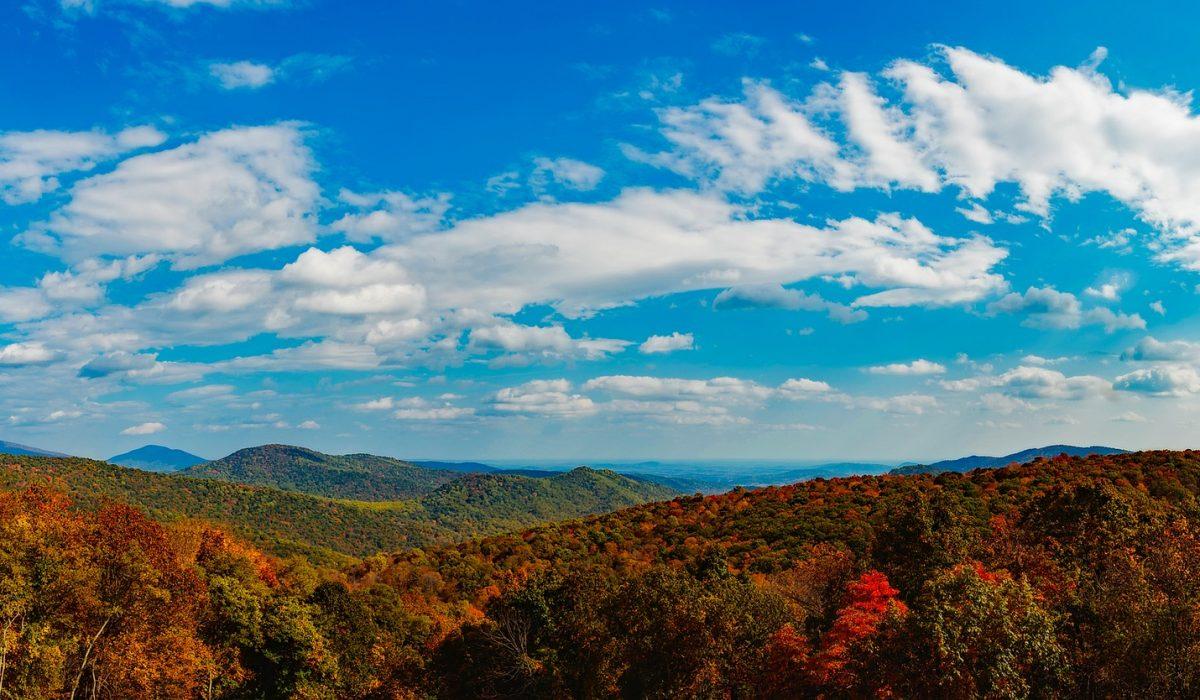 Shenandoah uitzicht