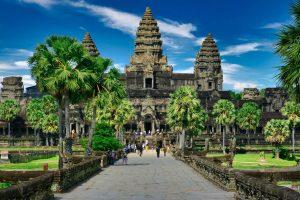 Cambodja Siem Reap Angkor Wat