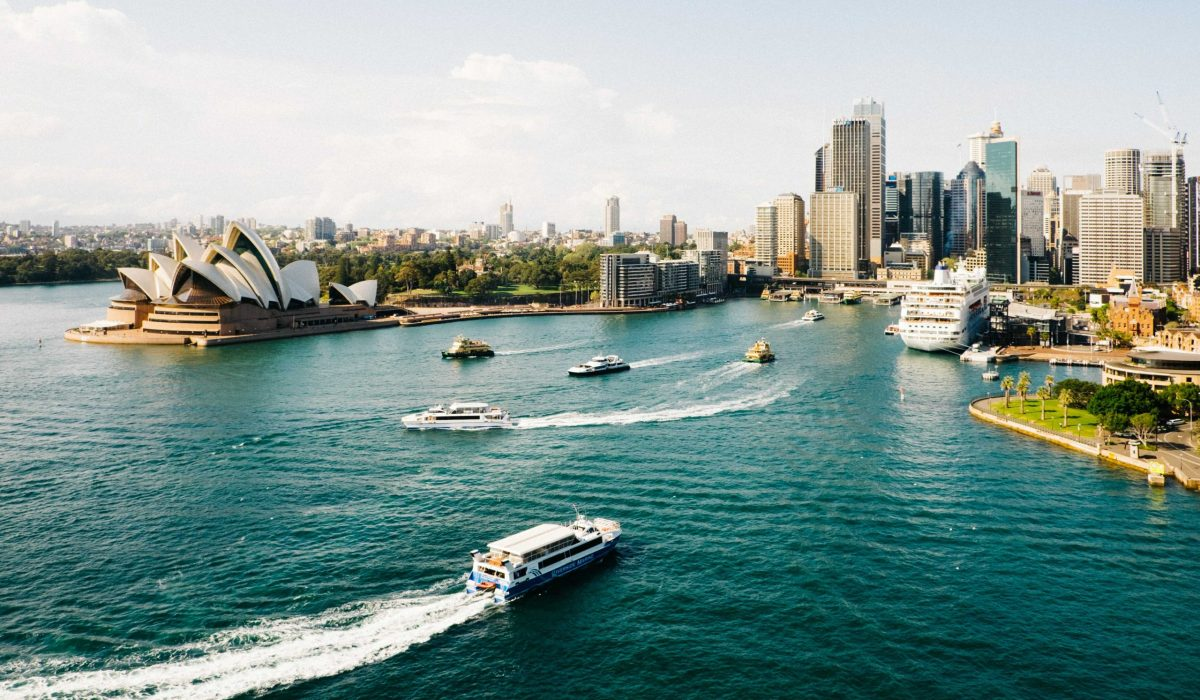 Sydney haven