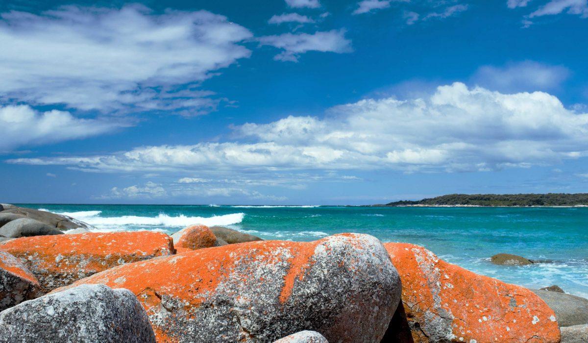 Tasmanie kust