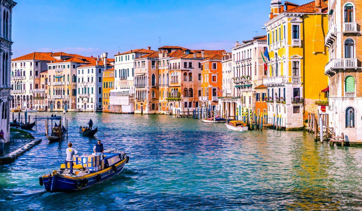 Venetie Canal Grande
