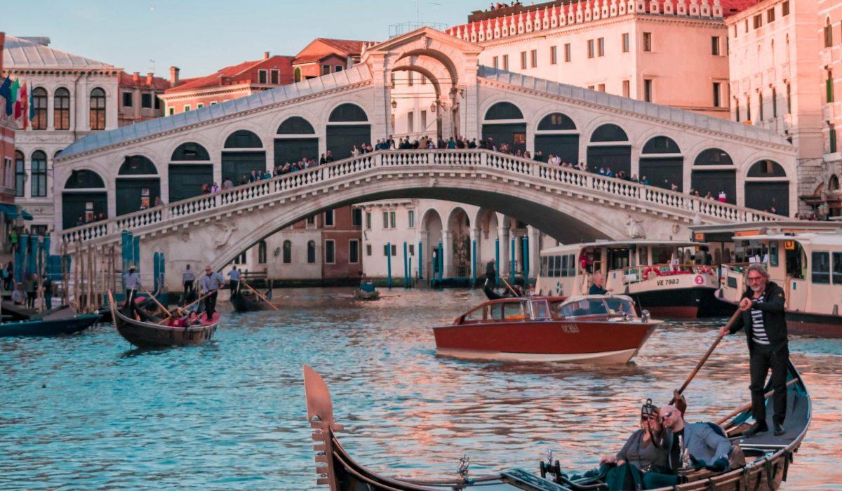 Venetie Rialtobrug