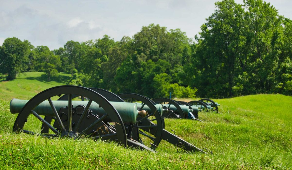 Vicksburg kanon