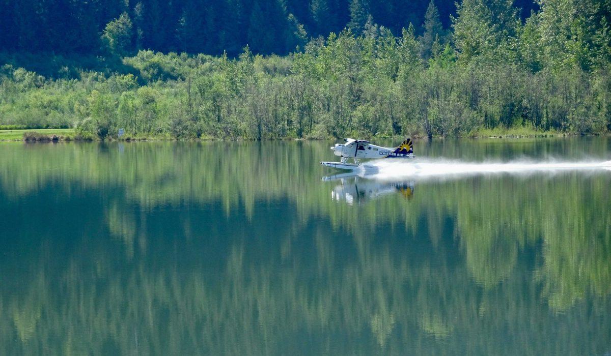 Whistler watervliegtuig
