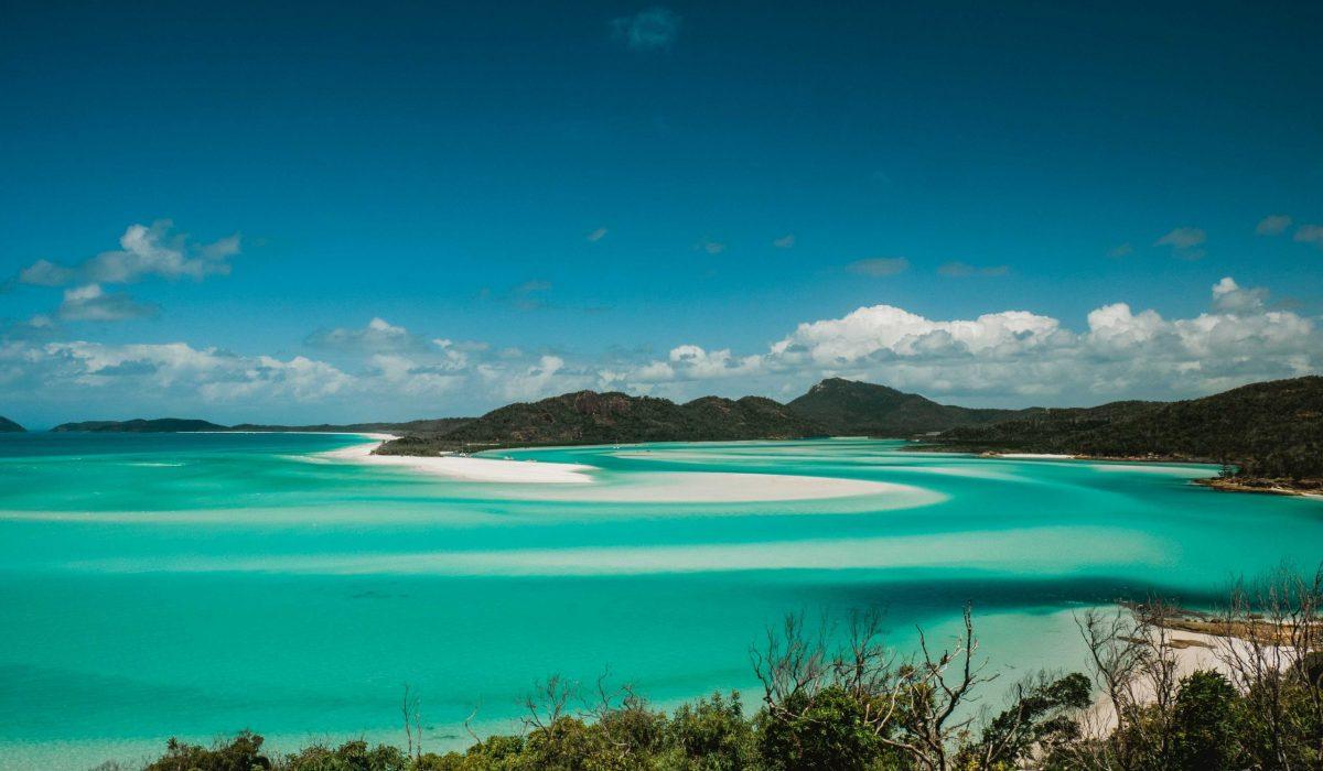 Whitsunday eilanden